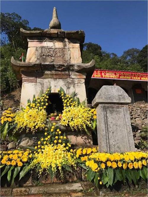 Tháp Phật Hoàng
